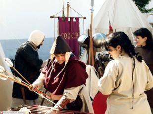 Cañete conmemora a Don Álvaro de Luna en la jornada más intensa de La Alvarada